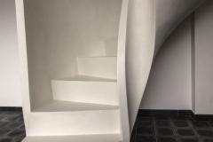 Schody s moniérkou - Pyšely